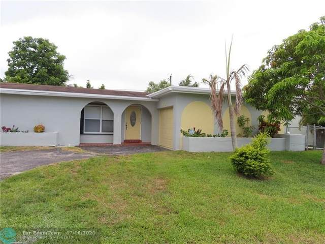 9110 NW 25th St, Sunrise, FL 33322 (MLS #F10237315) :: Berkshire Hathaway HomeServices EWM Realty
