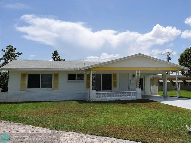 5705 NW 69th Ave, Tamarac, FL 33321 (MLS #F10237318) :: Castelli Real Estate Services