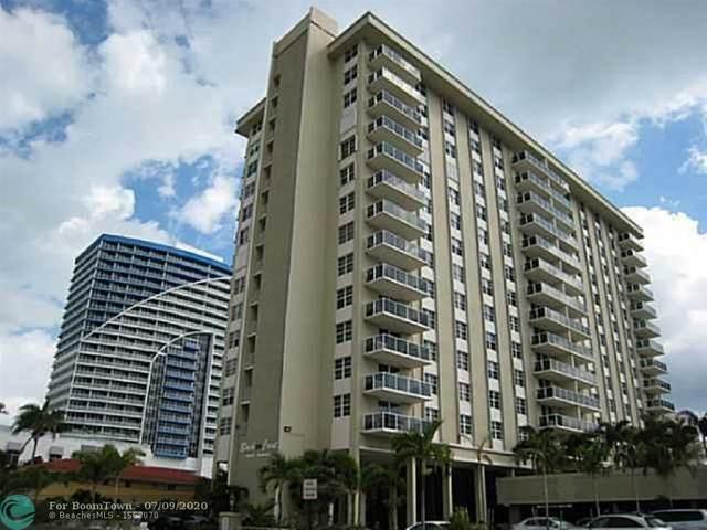 336 N Birch Rd 12C, Fort Lauderdale, FL 33304 (MLS #F10237337) :: Green Realty Properties