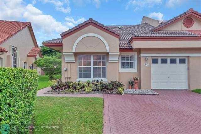 9752 Malvern Dr C, Tamarac, FL 33321 (MLS #F10237357) :: Green Realty Properties