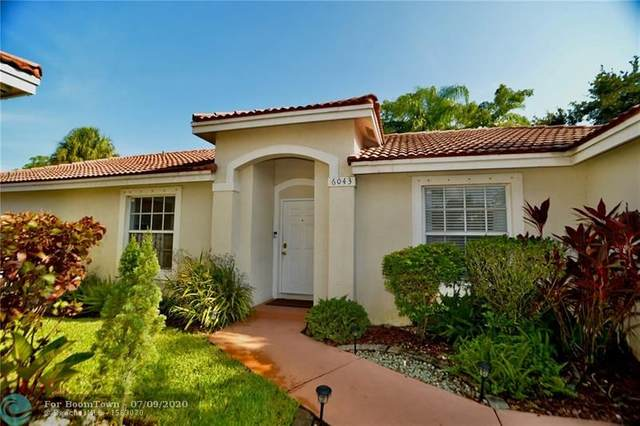 6043 NW 45th Avenue, Coconut Creek, FL 33073 (#F10237375) :: Real Estate Authority