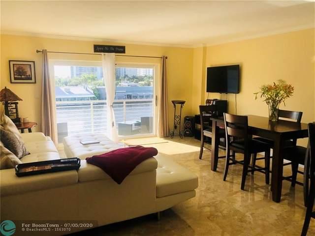 2900 NE 30th Street 4H, Fort Lauderdale, FL 33306 (MLS #F10237382) :: Castelli Real Estate Services