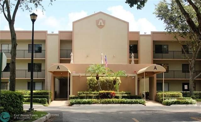 10546 E Clairmont Cir #202, Tamarac, FL 33321 (MLS #F10237409) :: Green Realty Properties