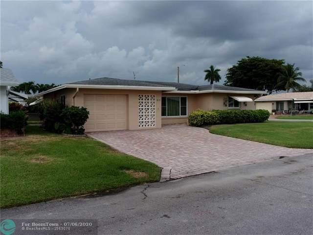 4519 NW 47th Ter, Tamarac, FL 33319 (MLS #F10237419) :: Berkshire Hathaway HomeServices EWM Realty