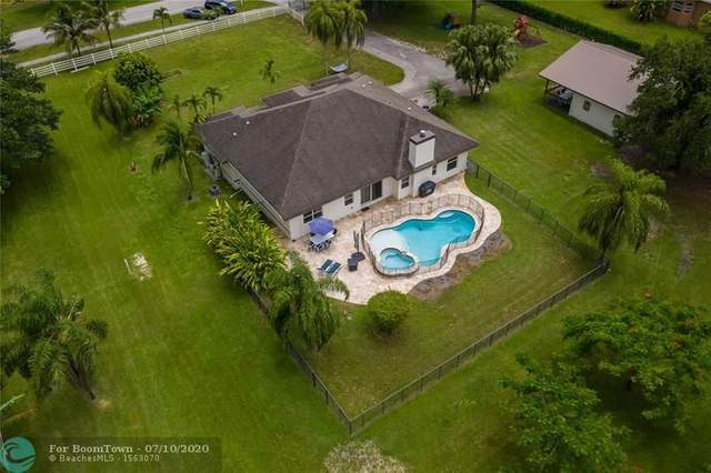 3151 SW 136TH AV, Davie, FL 33330 (MLS #F10237430) :: Lucido Global