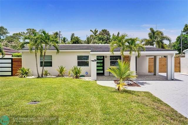 616 SW 17th St, Fort Lauderdale, FL 33315 (MLS #F10237451) :: Green Realty Properties