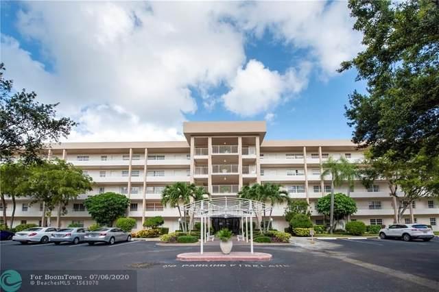 3970 Oaks Clubhouse Dr #207, Pompano Beach, FL 33069 (#F10237473) :: Posh Properties