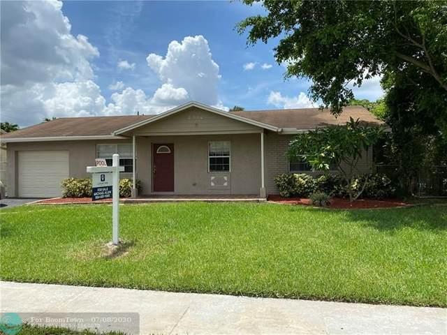 8310 NW 46th St, Lauderhill, FL 33351 (MLS #F10237527) :: Green Realty Properties