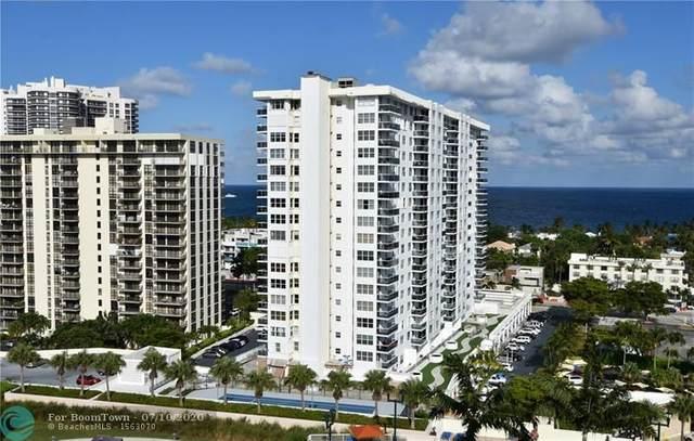 3015 N Ocean Blvd C-108, Fort Lauderdale, FL 33308 (MLS #F10237561) :: Green Realty Properties