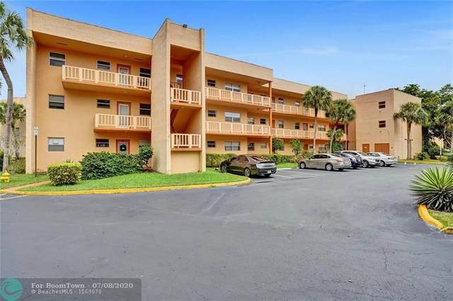 8390 Lagos De Campo Blvd #210, Tamarac, FL 33321 (MLS #F10237567) :: Green Realty Properties