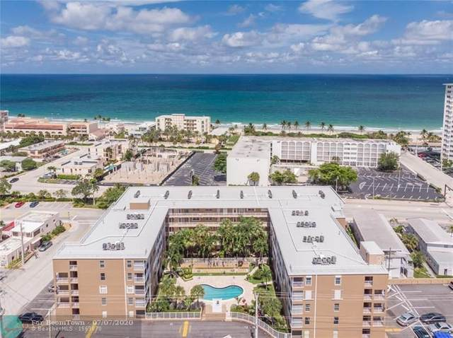 4117 Bougainvilla Dr #409, Lauderdale By The Sea, FL 33308 (MLS #F10237569) :: Cameron Scott  at RE/MAX