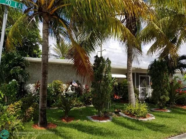 1370 NW 70th Ln, Margate, FL 33063 (MLS #F10237599) :: THE BANNON GROUP at RE/MAX CONSULTANTS REALTY I