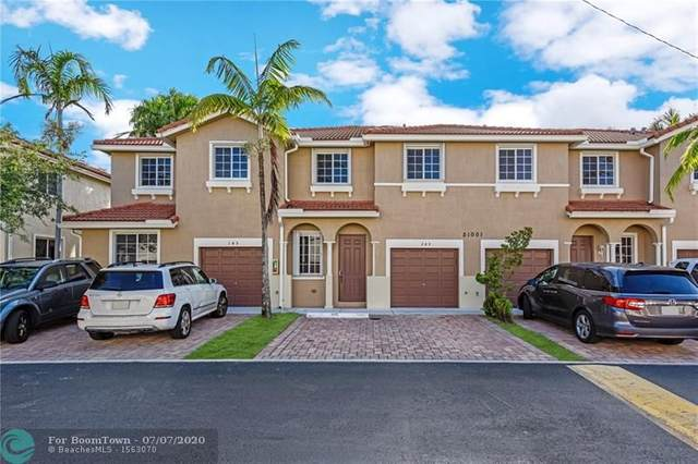 21001 NW 14th Pl #245, Miami Gardens, FL 33169 (MLS #F10237613) :: United Realty Group