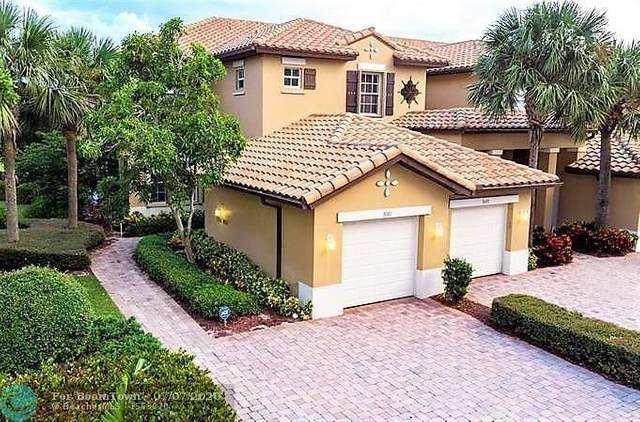 8001 NW 128th Ln 8001 14A, Parkland, FL 33076 (MLS #F10237633) :: The Howland Group