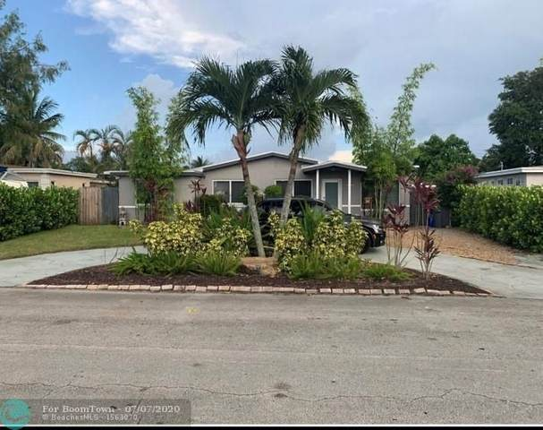 6750 Custer St, Hollywood, FL 33024 (MLS #F10237645) :: The Howland Group