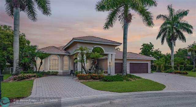 6726 NW 107th Way, Parkland, FL 33076 (MLS #F10237651) :: The Howland Group