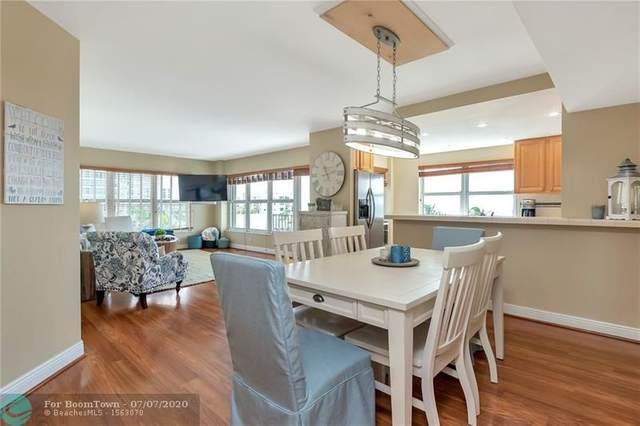 405 N Ocean Boulevard #401, Pompano Beach, FL 33062 (MLS #F10237685) :: Castelli Real Estate Services