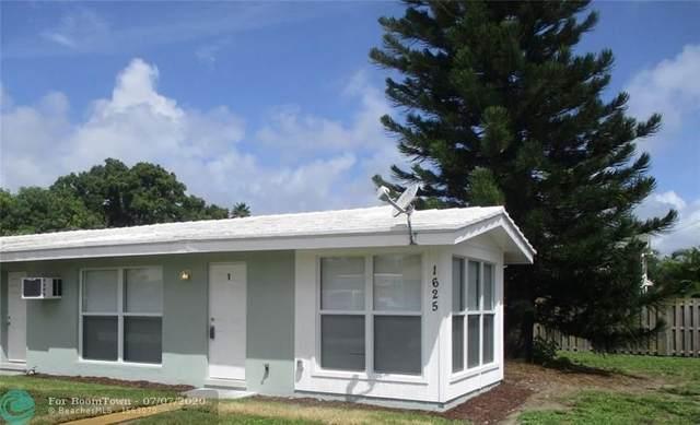 1625 NE 15th Ave, Fort Lauderdale, FL 33305 (MLS #F10237721) :: Patty Accorto Team