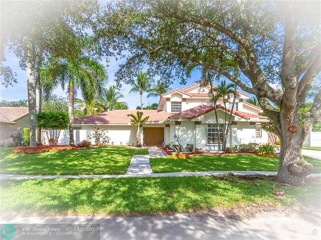 220 NW 204th Ave, Pembroke Pines, FL 33029 (MLS #F10237743) :: Green Realty Properties