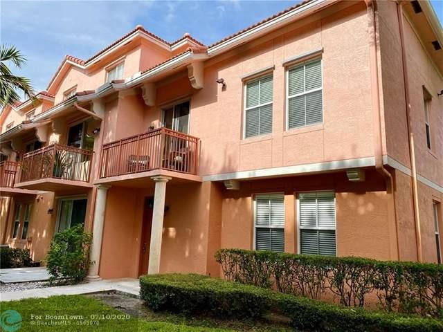 2028 Alta Meadows Lane #1012, Delray Beach, FL 33444 (MLS #F10237764) :: Berkshire Hathaway HomeServices EWM Realty