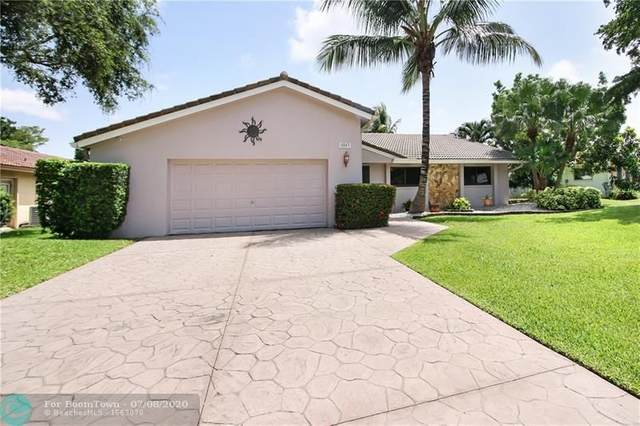 8543 NW 7th St, Coral Springs, FL 33071 (MLS #F10237783) :: Green Realty Properties