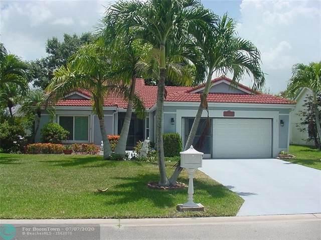 7106 NW 108 Ave, Tamarac, FL 33321 (MLS #F10237785) :: Green Realty Properties