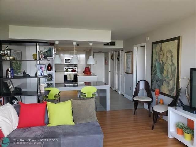 1100 Saint Charles Place #606, Pembroke Pines, FL 33026 (MLS #F10237814) :: Green Realty Properties