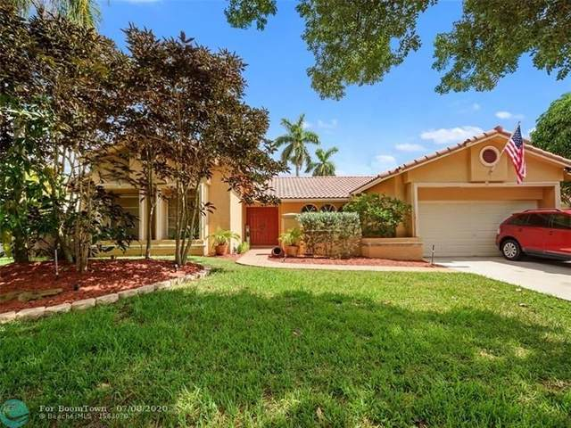 9741 NW 10th St, Plantation, FL 33322 (MLS #F10237857) :: Green Realty Properties