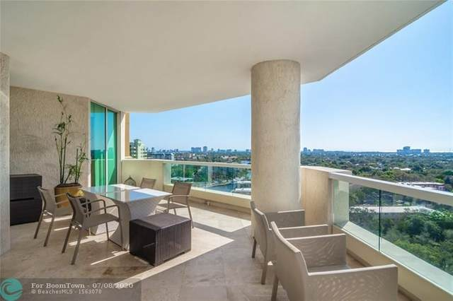411 N New River Dr #1506, Fort Lauderdale, FL 33301 (#F10237889) :: Manes Realty Group