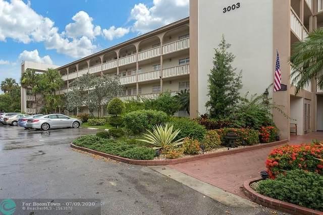 3003 Portofino Isle B1, Coconut Creek, FL 33066 (MLS #F10237898) :: Berkshire Hathaway HomeServices EWM Realty