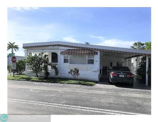 101 E Lake Shore Dr, Hallandale, FL 33009 (#F10237905) :: Ryan Jennings Group