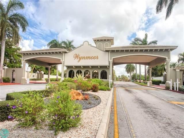 2801 Victoria Way D1, Coconut Creek, FL 33066 (MLS #F10237922) :: Berkshire Hathaway HomeServices EWM Realty