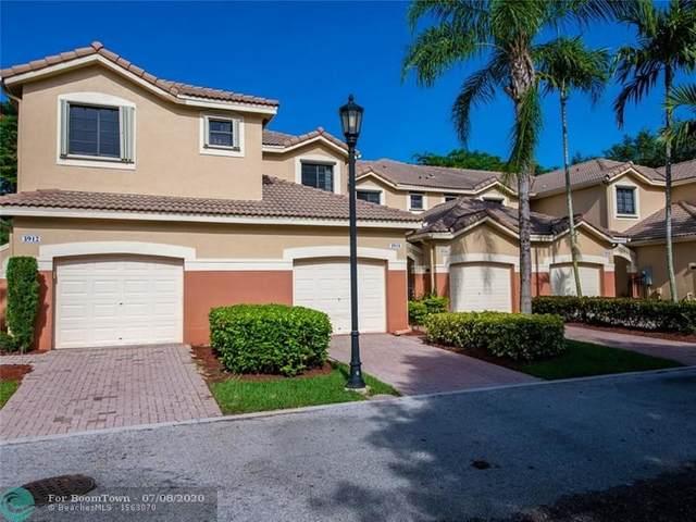 3914 Cherry Ln #2, Weston, FL 33332 (MLS #F10237957) :: Green Realty Properties