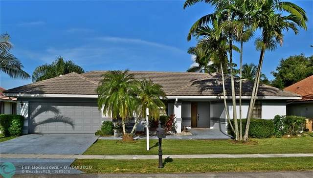 1730 W Oak Knoll Cir, Davie, FL 33324 (MLS #F10237966) :: Lucido Global
