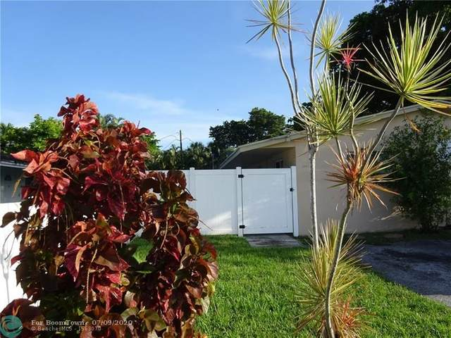 916 NW 26th St, Wilton Manors, FL 33311 (#F10237974) :: Treasure Property Group