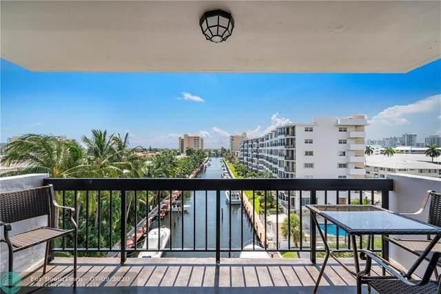 4800 Bayview Dr #604, Fort Lauderdale, FL 33308 (MLS #F10237986) :: Patty Accorto Team