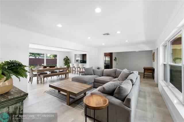 4330 NE 17 Ter Terrace, Oakland Park, FL 33334 (MLS #F10237988) :: Berkshire Hathaway HomeServices EWM Realty