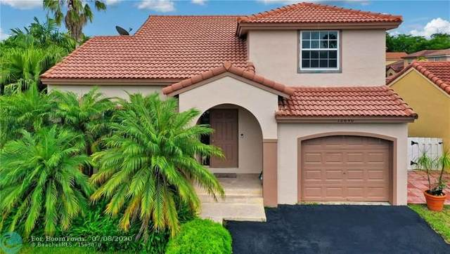 12640 NW 13th Ct, Sunrise, FL 33323 (MLS #F10237998) :: Berkshire Hathaway HomeServices EWM Realty