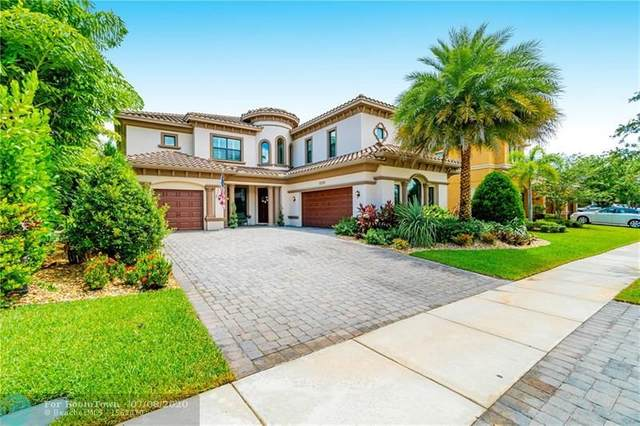 10290 Candleberry St, Parkland, FL 33076 (MLS #F10238005) :: GK Realty Group LLC