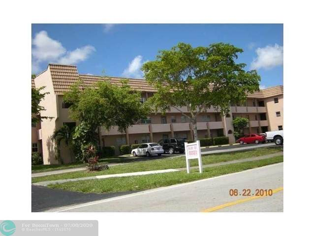 8021 N Sunrise Lakes Dr #205, Sunrise, FL 33322 (MLS #F10238010) :: Green Realty Properties
