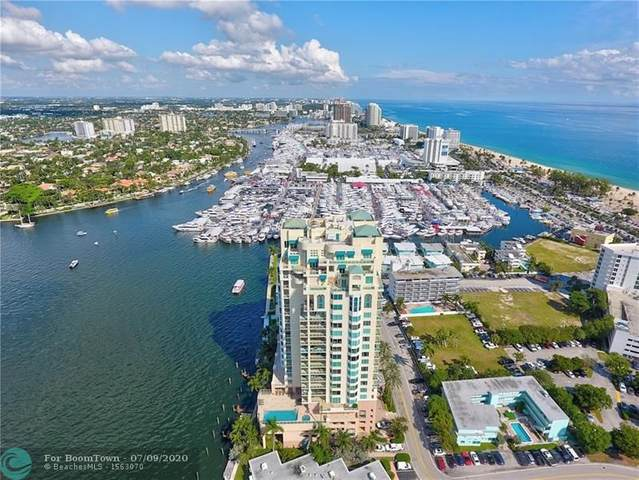 3055 Harbor Dr #901, Fort Lauderdale, FL 33316 (MLS #F10238021) :: Berkshire Hathaway HomeServices EWM Realty