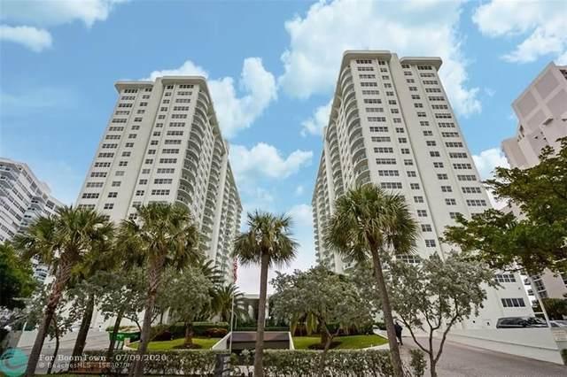 3410 Galt Ocean Dr 1106N, Fort Lauderdale, FL 33308 (MLS #F10238023) :: Green Realty Properties