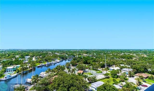 600 W Las Olas Blvd #1501, Fort Lauderdale, FL 33312 (#F10238057) :: Real Estate Authority