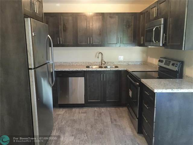 6620 SW 39th St B7, Davie, FL 33312 (#F10238071) :: Treasure Property Group