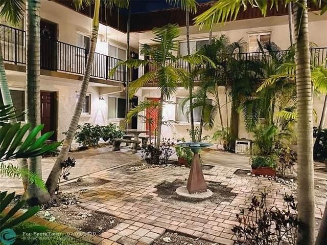 3050 NE 5th Ter #3, Wilton Manors, FL 33334 (#F10238075) :: Treasure Property Group
