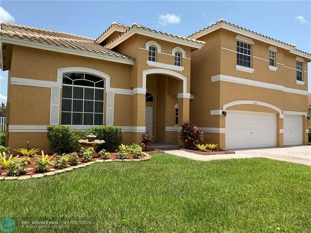 16545 NW 15th St, Pembroke Pines, FL 33028 (#F10238083) :: Manes Realty Group