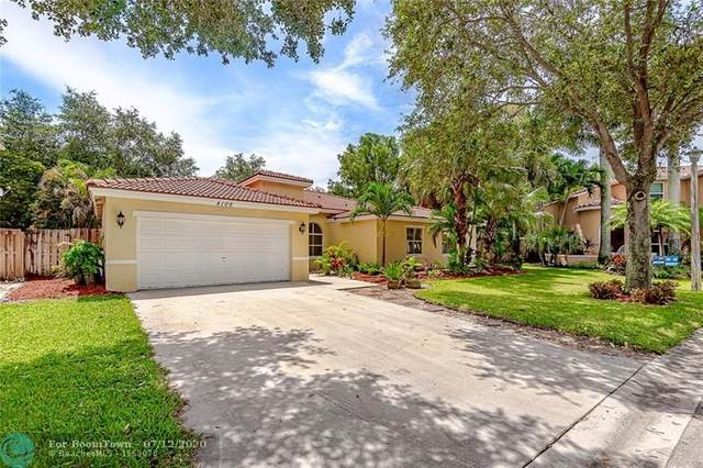 4106 NW 41st Dr, Coconut Creek, FL 33073 (MLS #F10238096) :: United Realty Group