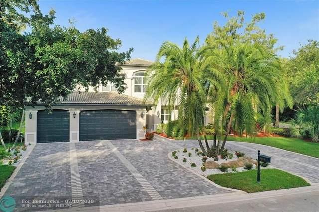 6010 NW 91st Ave, Parkland, FL 33067 (MLS #F10238103) :: Berkshire Hathaway HomeServices EWM Realty