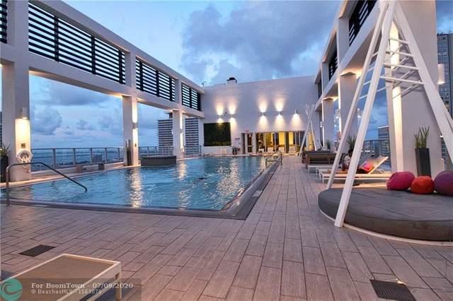 151 SE 1st St #610, Miami, FL 33131 (#F10238113) :: Real Estate Authority