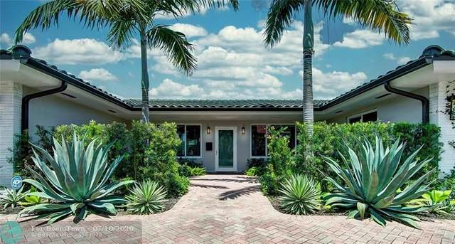 4309 NE 22nd Ave, Fort Lauderdale, FL 33308 (MLS #F10238127) :: Berkshire Hathaway HomeServices EWM Realty